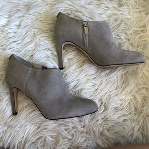 Michael Kors Suede Booties